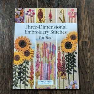 3D Embroidery Stitches